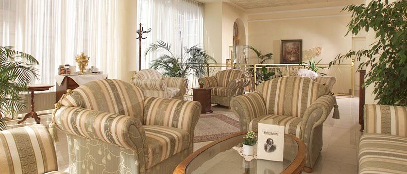 Hotel Beethoven, Vienna, Austria - Lounge.jpg